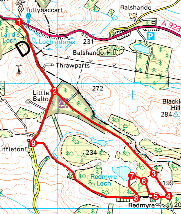 take-a-hike-148-january-21-2017-redmyre-loch-tullybaccart-perth-kinross-os-map-extract