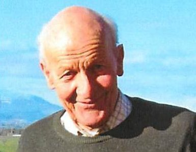 88-year-old James Morton, who is missing.