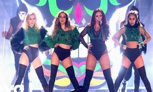 Drivers warned ahead of Little Mix concert in Dundee
