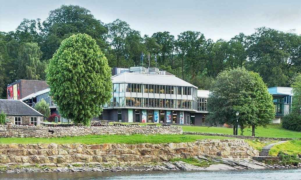 Pitlochry Festival Theatre has been nominated for the UK award.