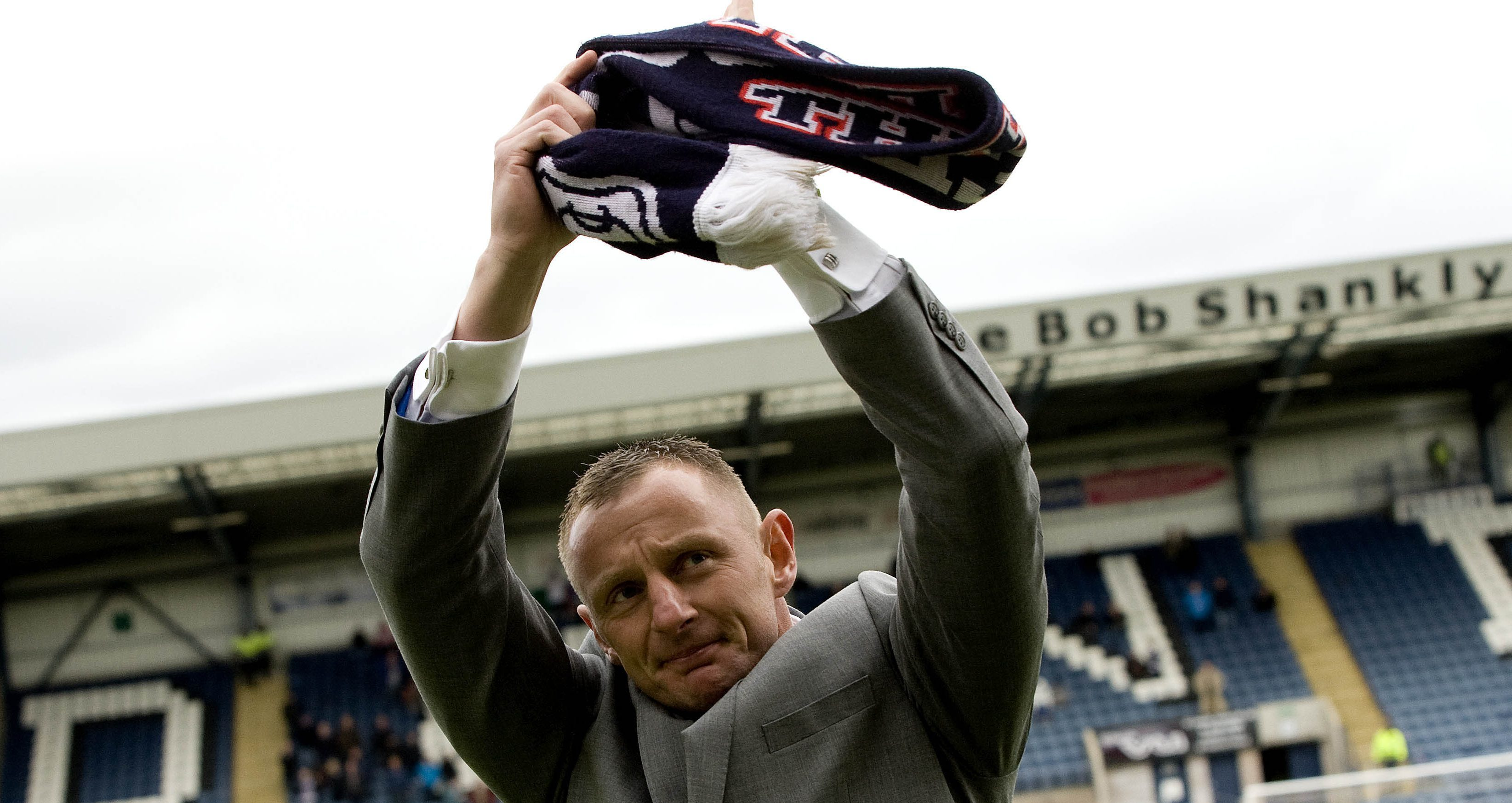 Rab Douglas has been inducted into the Dundee FC Hall of Fame.