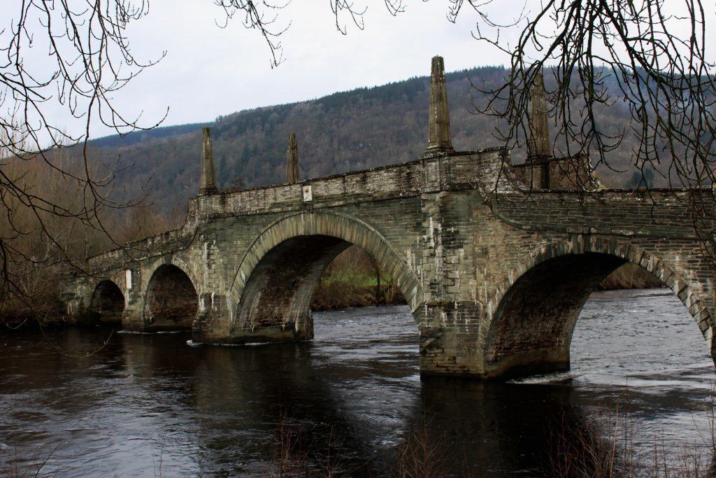 1 - General Wade's Tay Bridge, Aberfeldy - James Carron, Take a Hike