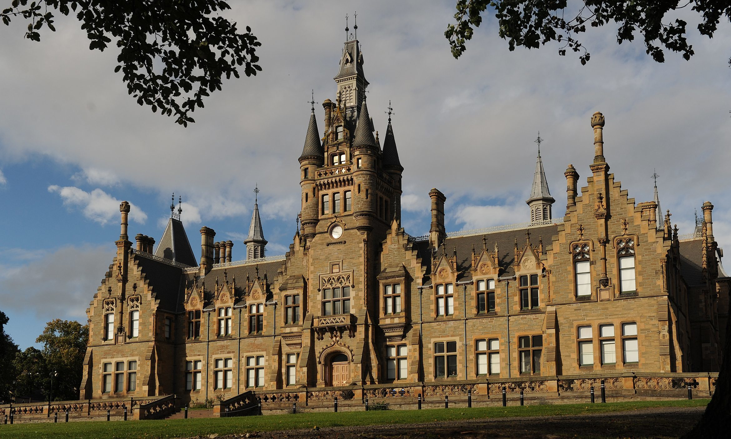 The iconic Morgan Academy building is celebrating its 150th birthday this year.