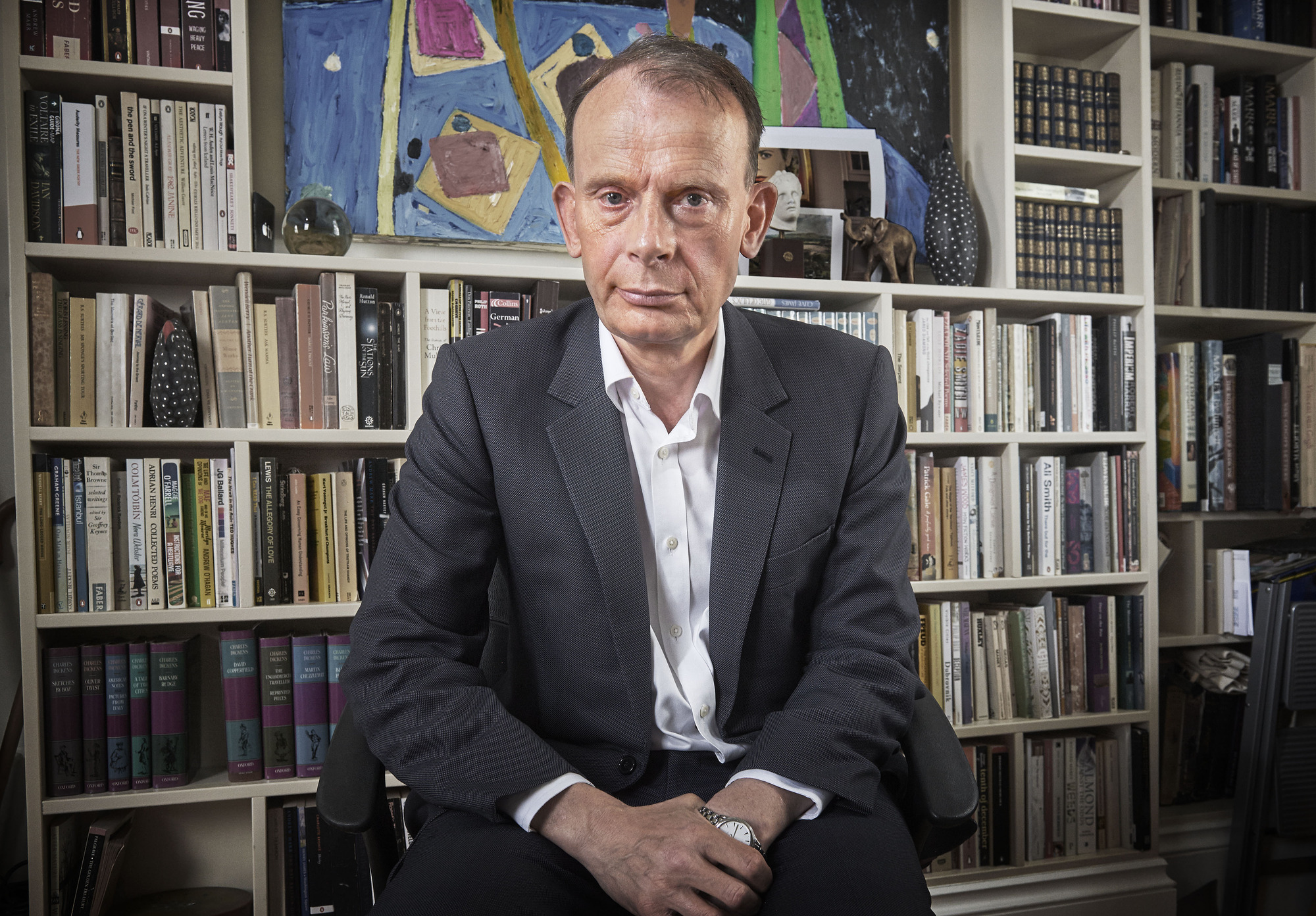 A documentary on Marr's recovery is set to air on BBC2