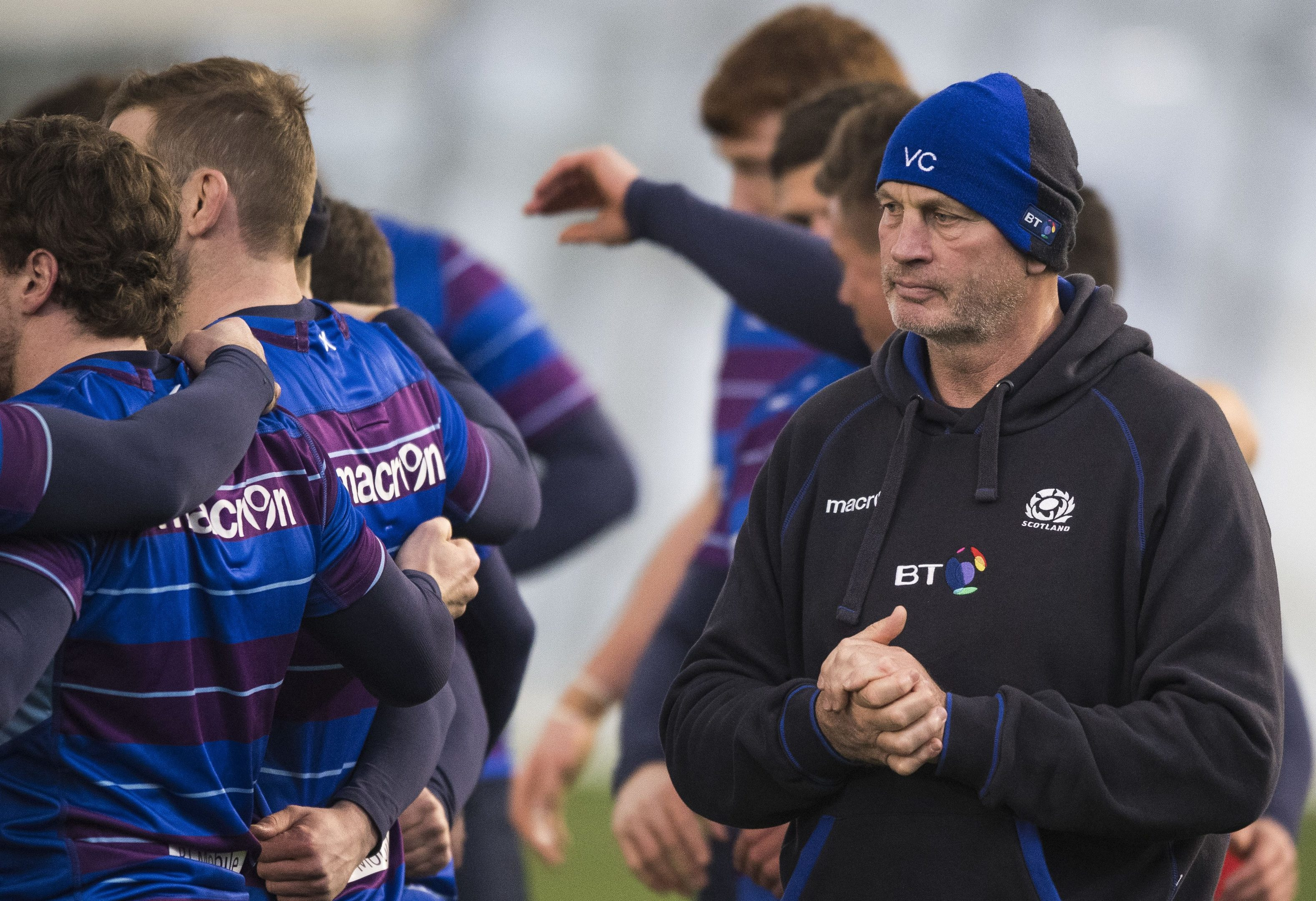 Can Vern Cotter lead his Scotland team to Six Nations glory?