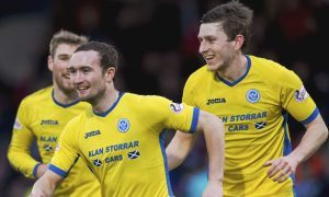 St Johnstone boss praises goal hero Chris Kane