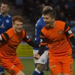 QoS 2 Dundee United 3: Ray McKinnon 'relieved' to hear final whistle in semi win