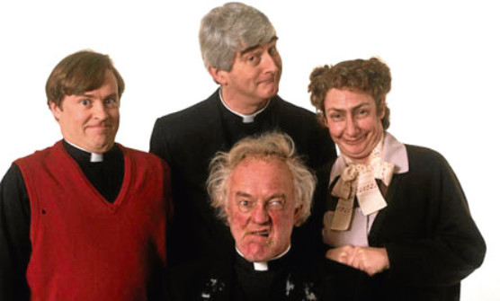 One family holiday that the teenage Penman enjoyed consisted of ending up in a caravan like the one off Father Ted.