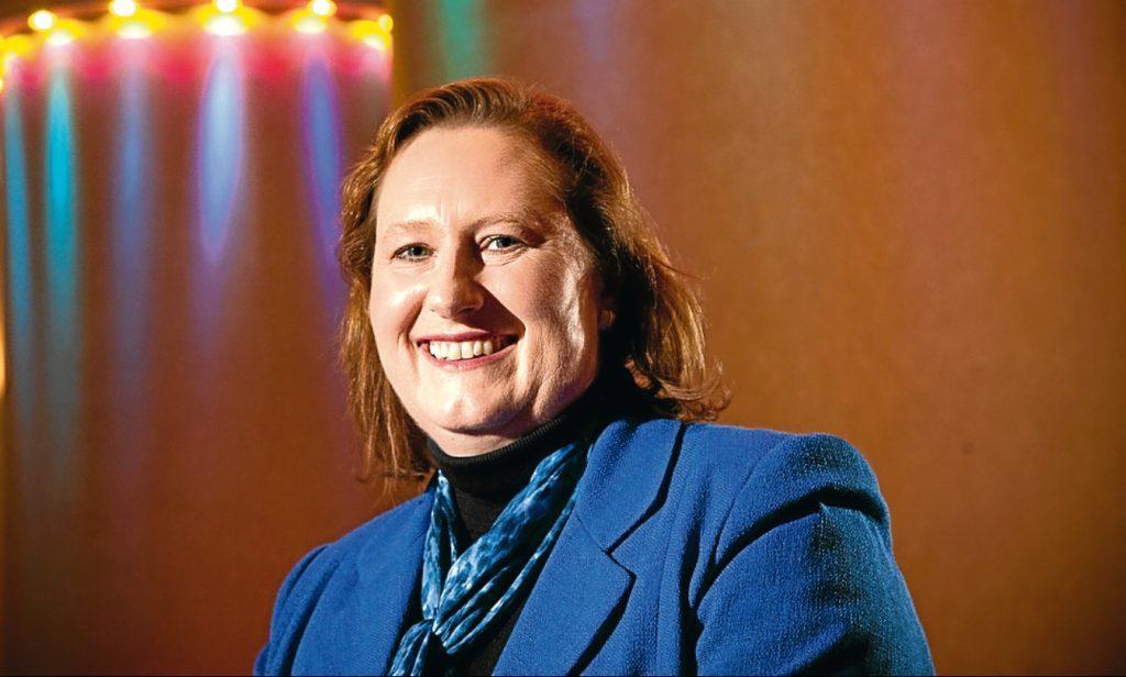 Professor Susan Deacon, chairman of the Institute of Directors Scotland