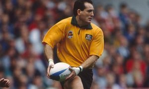 Campese planning to bring sunshine as well as skills from Oz for Carnoustie beach rugby first