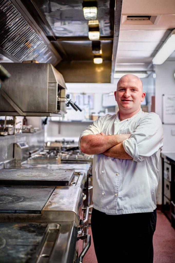 ACQD Chef Graham Paulley DSC01999