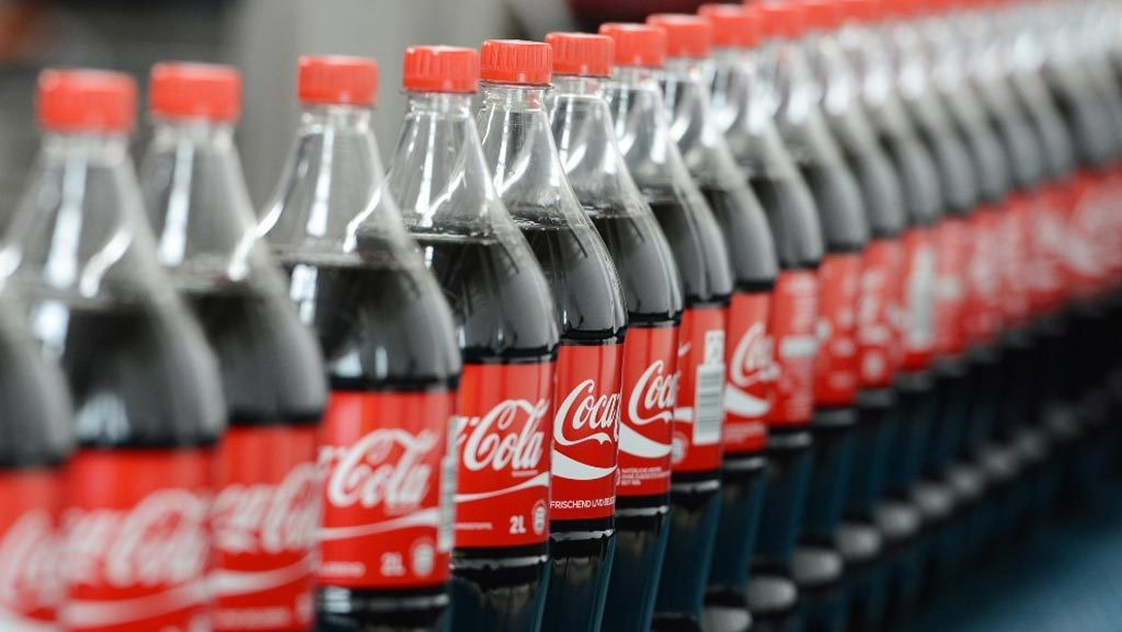 Coca Cola are now backing deposit return scheme