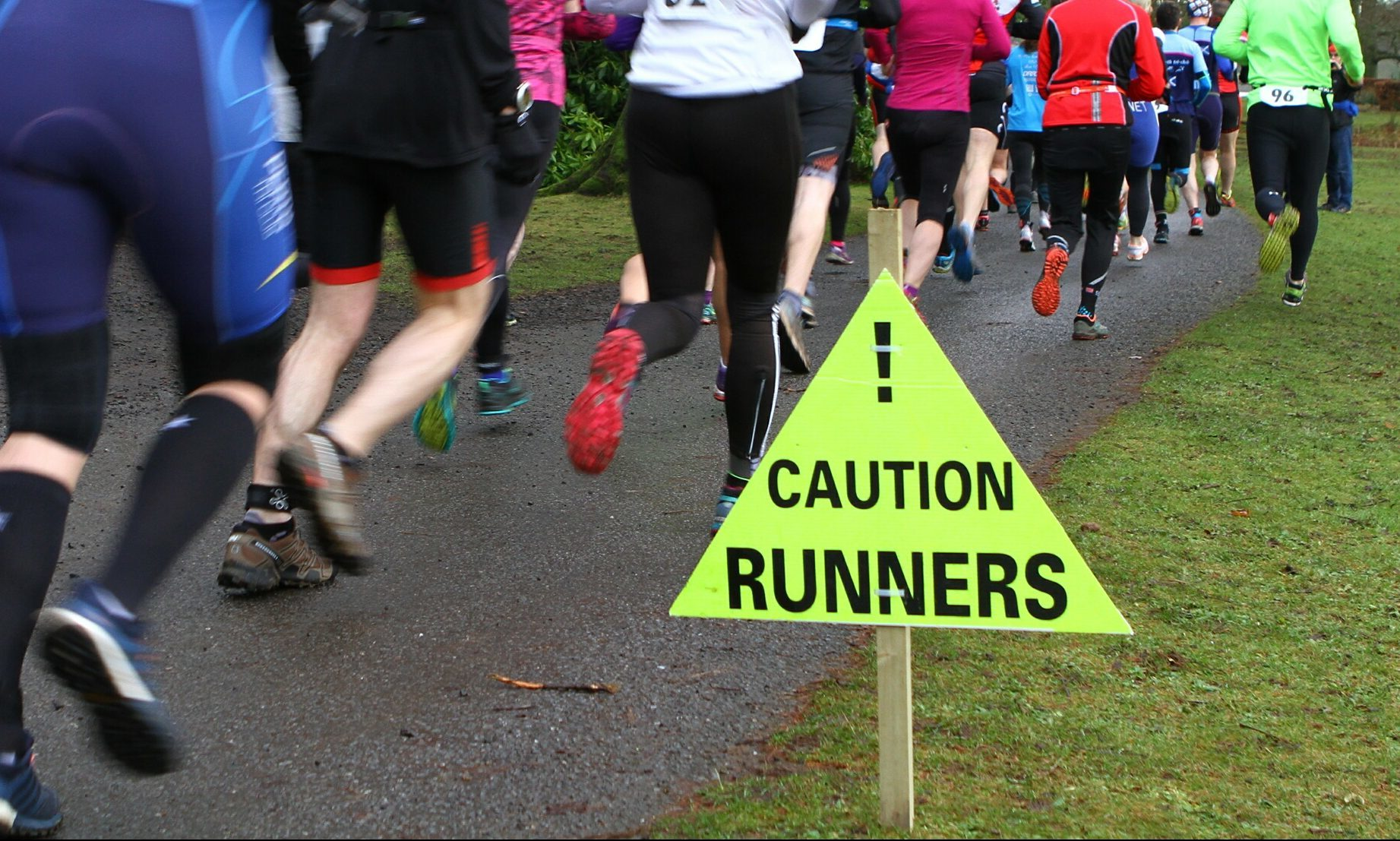 Park runs have become wildly popular across the UK.