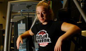 Ninja Warrior contestant Lois Simpson.