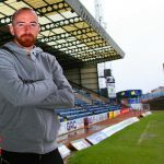 Dundee's James Vincent determined to keep place in team