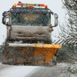 Angus braced for winter roads fight with seven-figure budget