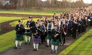 """It's like opening a present on Christmas morning""  — new Forfar campus opens"