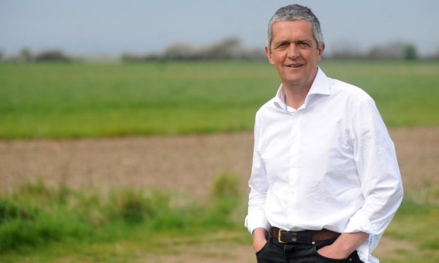 Guy Smith, the vice president of England's National Farmers' Union, said farmers need to sing from a universal song sheet post-brexit