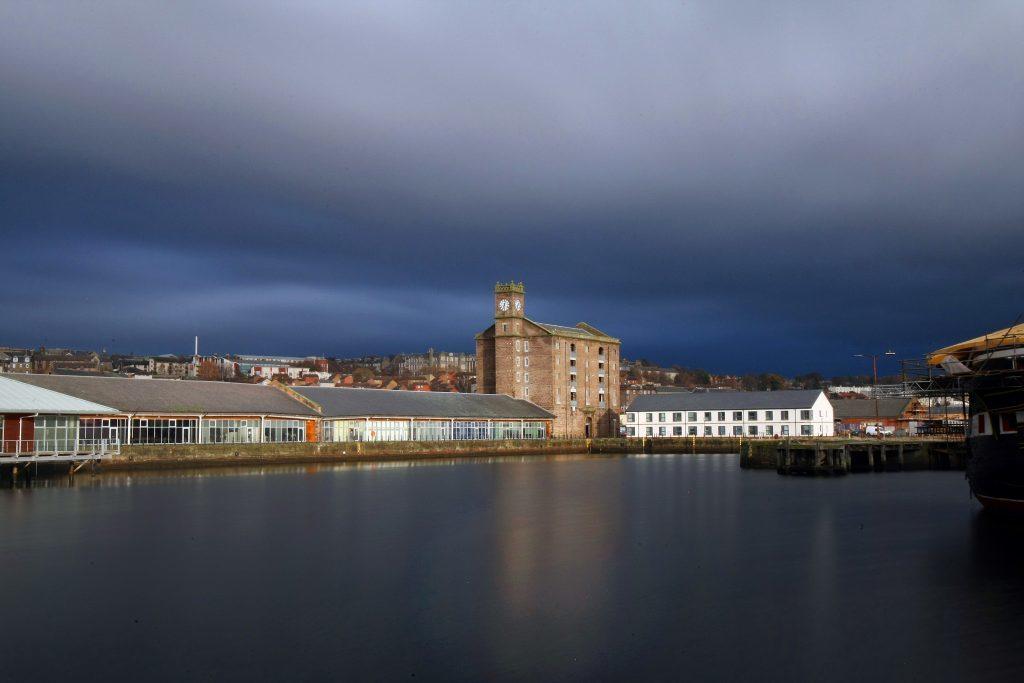 Dundee Clocktower building