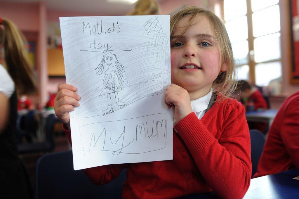 Sophie Scott (P3), Glamis Primary School.