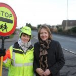 Parents demand action on busy crossing