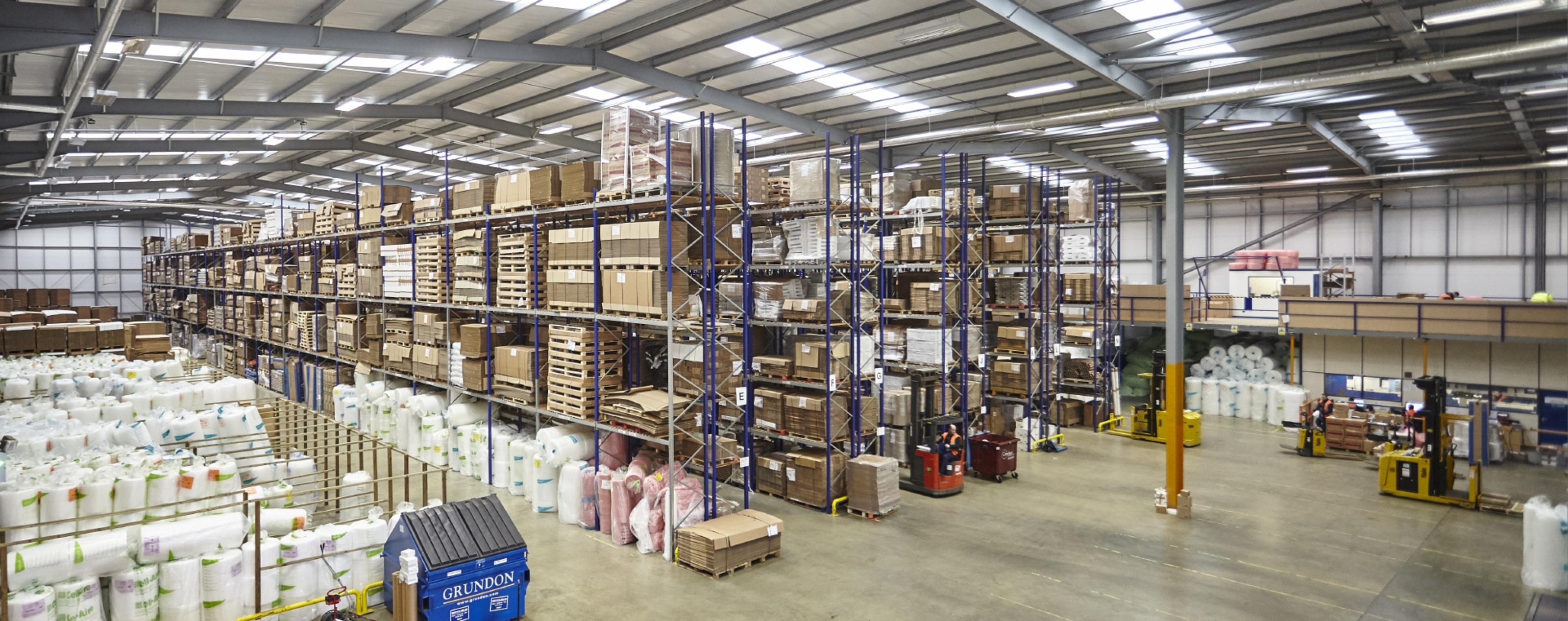 Macfarlane makes and supplies cardboard, plastic and bespoke packaging.