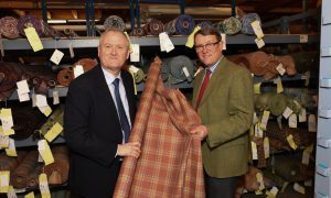 Leadership changes at Perth-based textiles firm