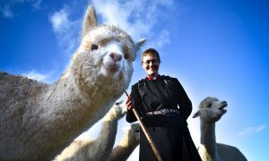 Fife minister preparing for Andes charity trek