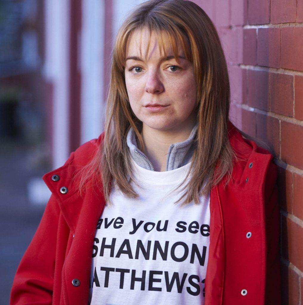 Sheridan Smith as Julie Bushby in The Moorside