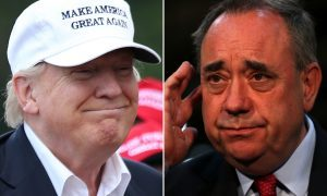 Alex Salmond's 'Yoon media' attack is just a Trumpian denigration
