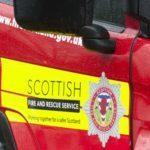 Fire crews battle kitchen blaze at Perth property