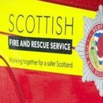 Car catches fire at Birkhill filling station