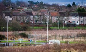 Council takes legal action to remove van from notorious Traveller site