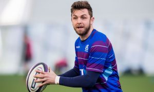 Wilson back off the couch to lead the way against the Welsh