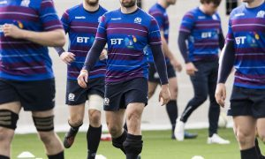 Barclay leads Scotland as Cotter tinkers with the team for Wales
