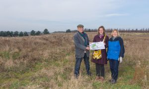 Kinghorn eco-cemetery would be first for Scotland