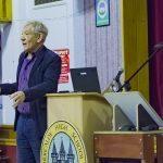 'That's for Kirkcaldy': Sir Ian McKellen talks about high school on Graham Norton Show