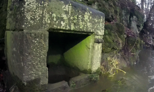 The Holy Well of Balmossie.