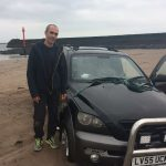 """No fish, no car."" Hapless Arbroath fishermen's lucky escape from 4×4 that got away"