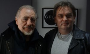 Brian Cox supports local filmmaker for Cairngorm horror movie