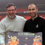 Craig Levein predicts coaching career for Dundee United's Sean Dillon