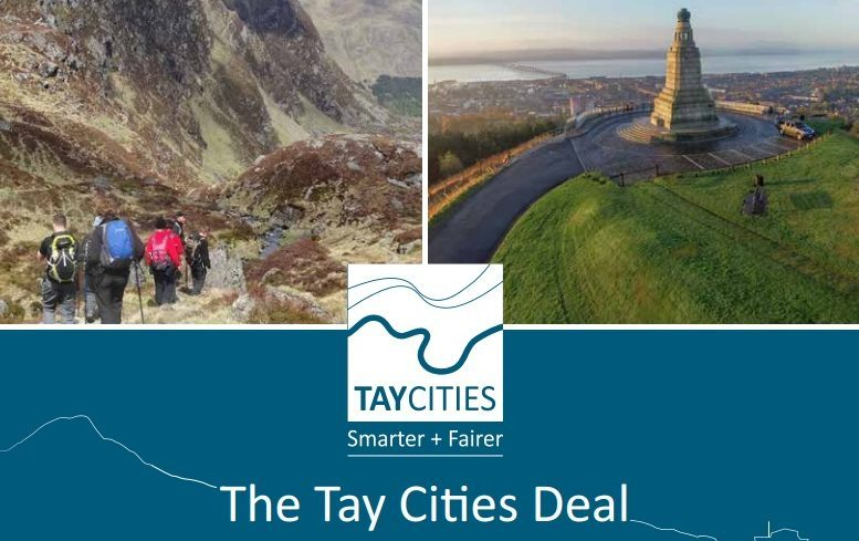 November 22 is in the diary as the signing date for the Tay Cities Deal.
