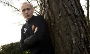16/02/17    ST ANDREWS    Dundee Utd's Willo Flood