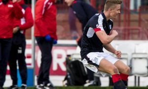 Dundee goal hero Mark O'Hara hails achievement as Dens men end long wait