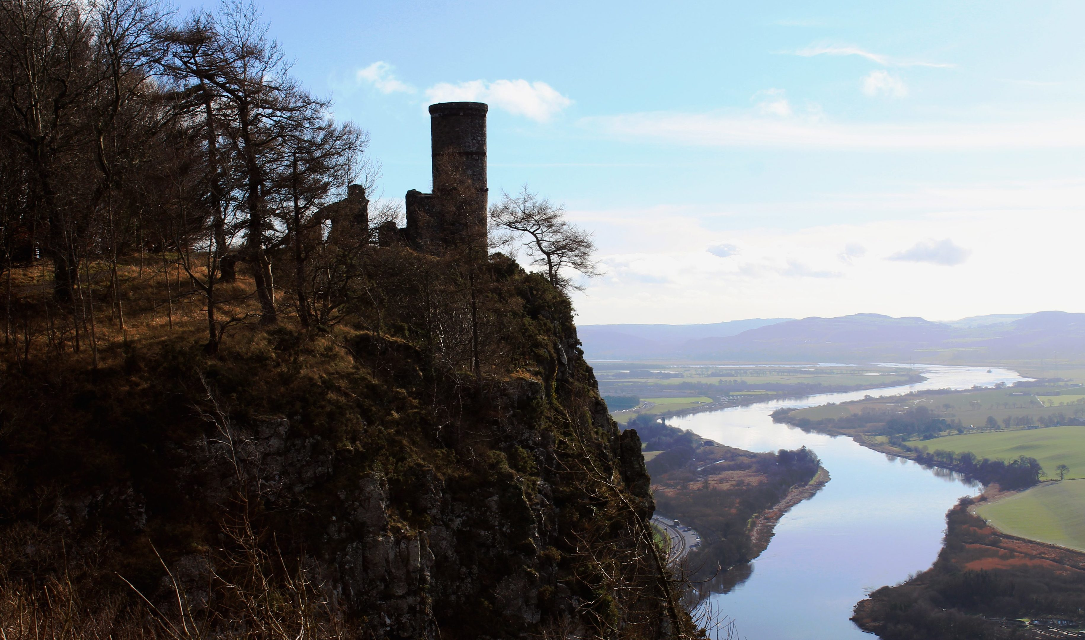 Kinnoull Hill, Perth.