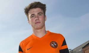 Grandparents fly in from Spain to see Dundee United's Jamie Robson in cup final