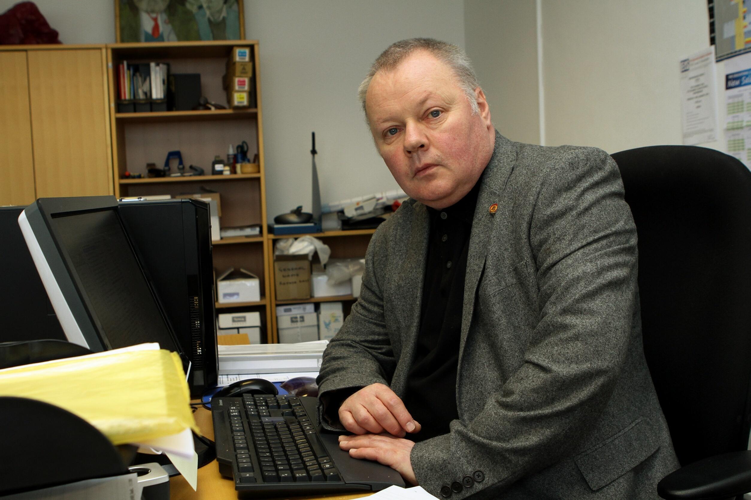 David Farmer fears staff will be put under extra pressure