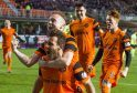 Dundee United fans will be hoping to see celebrations like this again.