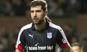 Blow for Dundee as Kosta Gadzhalov ruled out for up to three weeks