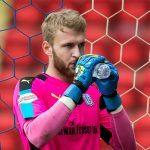 Dundee keeper Scott Bain wants a transfer